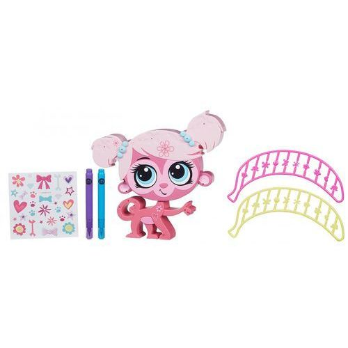 Hasbro Littlest pet shop zwierzak do stylizacji (5010994847715)