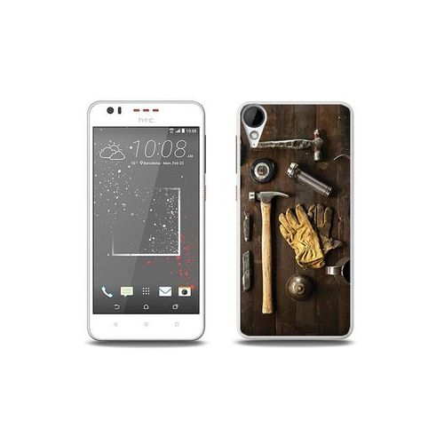Foto Case - HTC Desire 825 - etui na telefon Foto Case - narzędzia