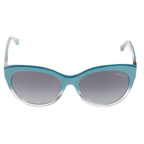 albaldah okulary przeciwsłoneczne niebieski uni marki Roberto cavalli