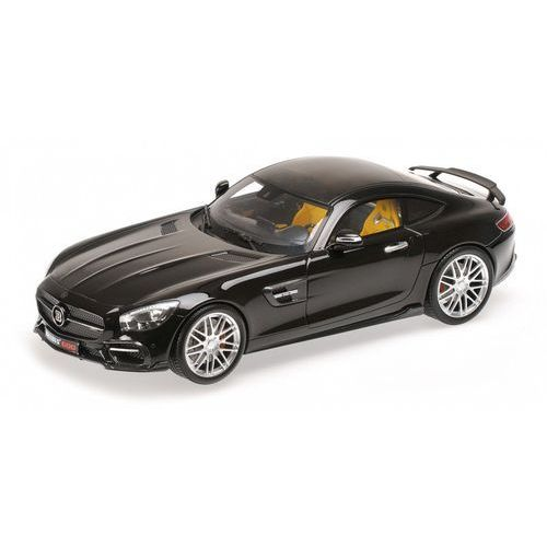 MINICHAMPS Brabus 600 auf Basis Mercedes-Benz AMG GT S 2015 (black), 1_592869