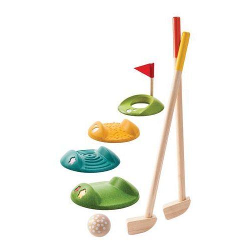 Plan toys Drewniany mini golf - duży, kategoria: zabawki drewniane