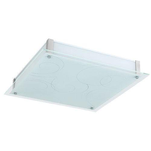 Rabalux Plafon dena 3038 lampa sufitowa 1x12w led biały / chrom (5998250330389)