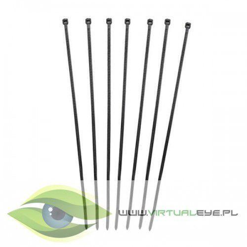 Qoltec Opaski zaciskowe | nylon | 3.6*250mm | uv