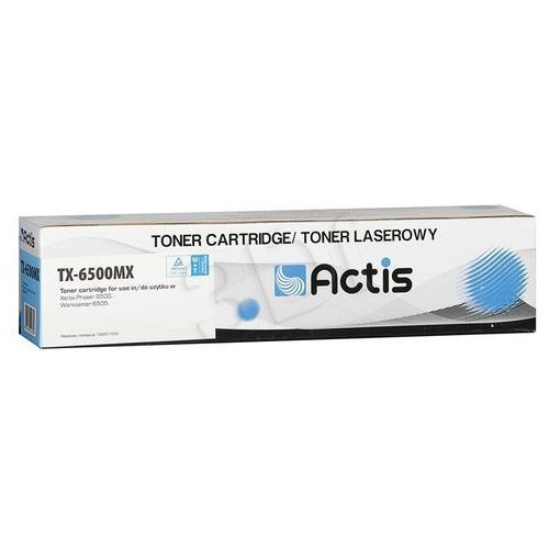Actis toner tx-6500mx / 106r01602 (magenta) darmowy odbiór w 21 miastach! (5901443100782)