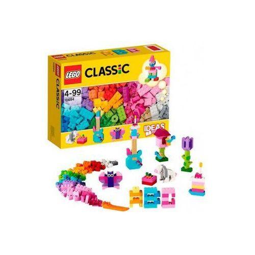 Lego CLASSIC Zestaw uzupełniający pastelowe kolory 10694. Najniższe ceny, najlepsze promocje w sklepach, opinie.