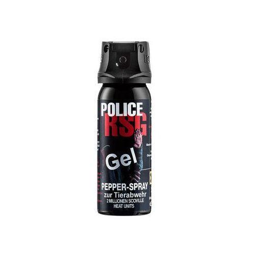 Gaz pieprzowy Sharg Police RSG Super-Gel 80 ml Stream - 12063-SG (5906660259121)