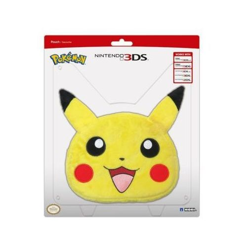 Etui pikachu plush pouch do nintendo 3ds xl marki Hori