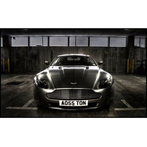Jazda za kierownicą Aston Martina Vantage – Tor Bednary