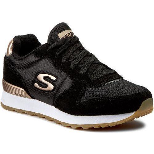 Sneakersy SKECHERS - Goldn Gurl 111/BLK Black, kolor czarny