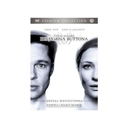 Ciekawy przypadek Benjamina Buttona (Premium Collection) The Curious Case of Benjamin Button (7321909224193)