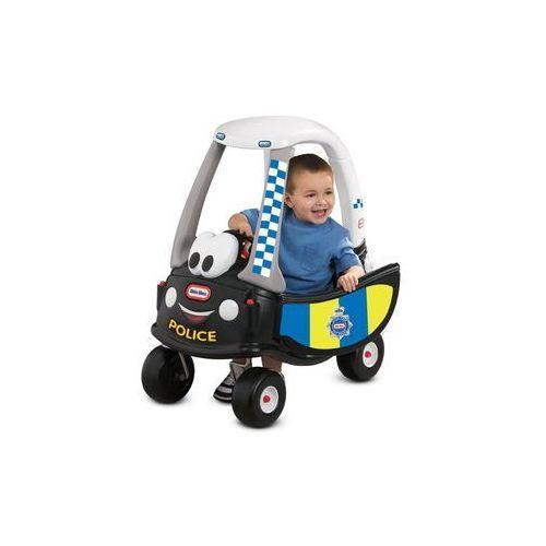 Samochód policyjny marki Little tikes