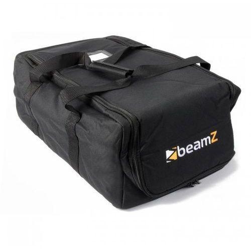 Beamz ac-131 soft case torba transportowa futerał przystosowany do ustawiania piętrowego 53x33x21,5cm (sxwxg) czarny