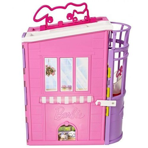OKAZJA - MATTEL - Barbie - Przenośna Lecznica dla Zwierząt