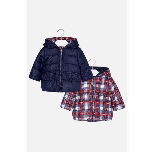 - kurtka dziecięca dwustronna 74-98 cm marki Mayoral