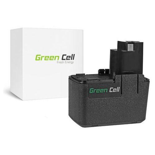 Bosch ABS 96 / 2607335035 2000mAh Ni-MH 9.6V (GreenCell) (5902719427510)
