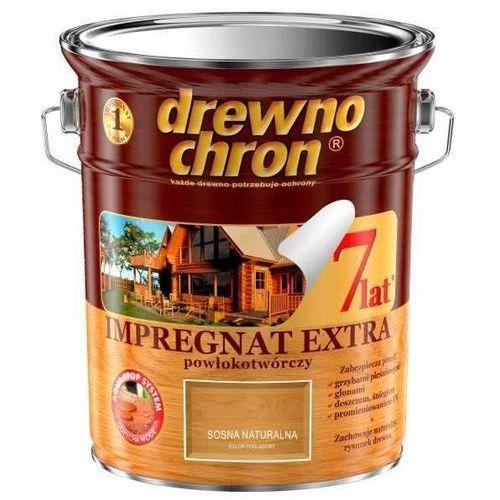 Drewnochron - impregnat, sosna naturalna, 4.5 l (extra)