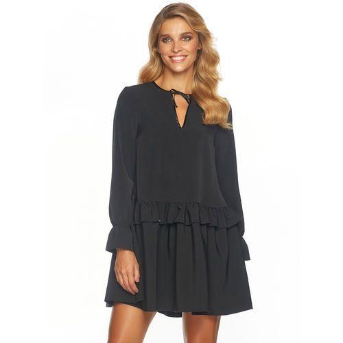 Sukienka Constancia w kolorze czarnym - sprawdź w wybranym sklepie