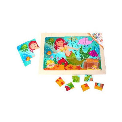Hess puzzle - syrenka
