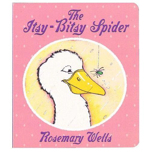 The Itsy Bitsy Spider (0590029118)