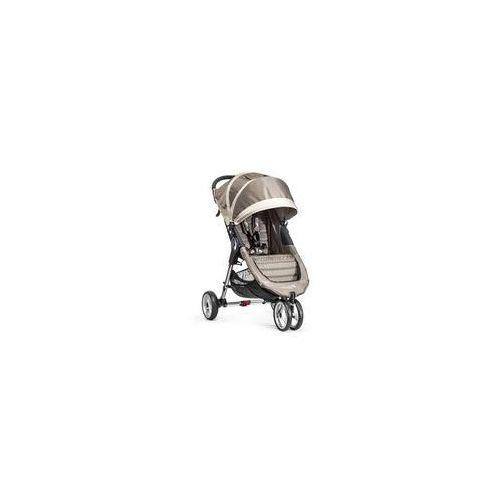 Baby jogger Wózek spacerowy city mini single  + gratis (sand/stone)