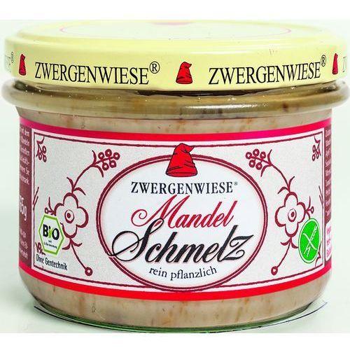 Smalczyk wegetariański z migdałami 165g BIO (bezglutenowy) - Zwergenwiese