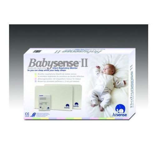 WYPOŻYCZENIE monitora oddechu dla niemowląt Babysense II Monitor bezdechu w niskiej cenie Wypożyczalnia Sprzętu Medycznego