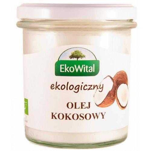 Ekowital Olej kokosowy bio 240 g (5908249970687)