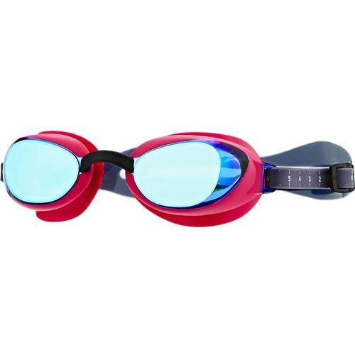 speedo Aquapure Mirror Okulary pływackie Kobiety różowy/niebieski 2018 Okulary do pływania (5053744279039)