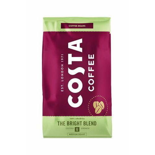 Costa coffee Kawa ziarnista bright blend 1000 g