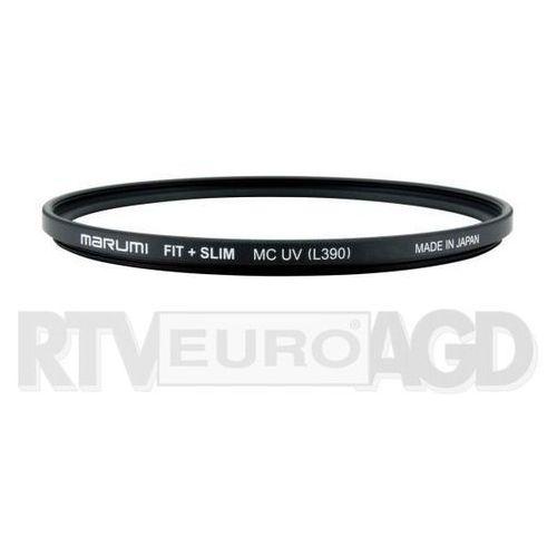 filtr fit + slim mc uv 55mm wyprodukowany przez Marumi