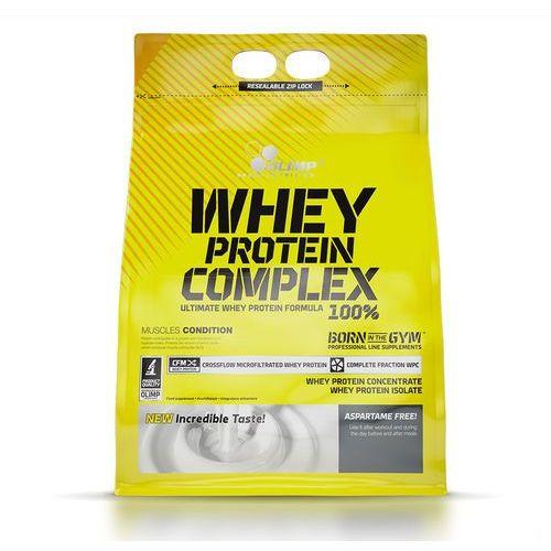 Izolat białka Whey Protein Complex 100% 1800g+200g Czekolada Olimp
