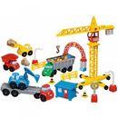 Samochody plac budowy koparka marki Ecoiffier