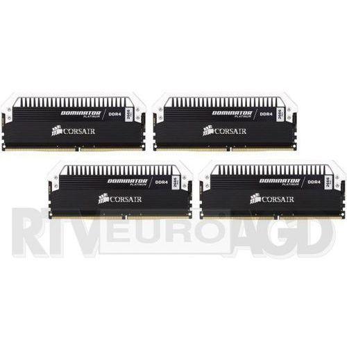 Corsair Dominator Platinum DDR4 32GB (4x8GB) 2666 CL15 - produkt w magazynie - szybka wysyłka!