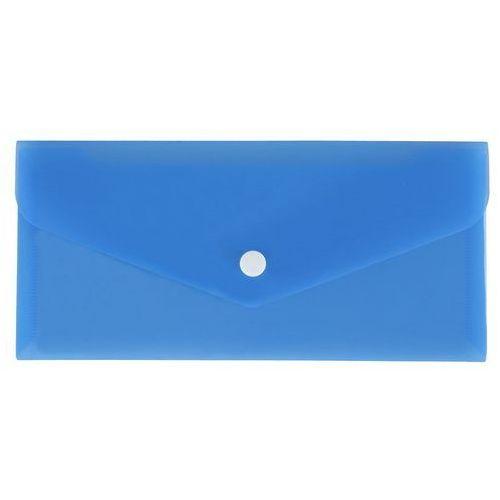 Teczka koperta dl satyna niebieska tks-03-03 marki Biurfol