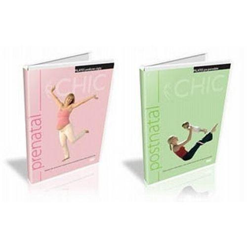 Prenatal pilates+ Postnatal pilates (DVD) - Mayfly (5908312741428)