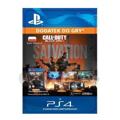 Sony Call of duty: black ops iii - salvation dlc [kod aktywacyjny]