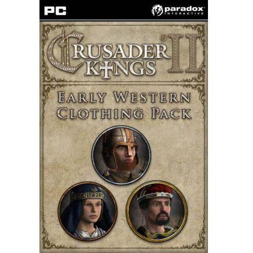 Crusader Kings 2 Early Western Clothing Pack (PC)