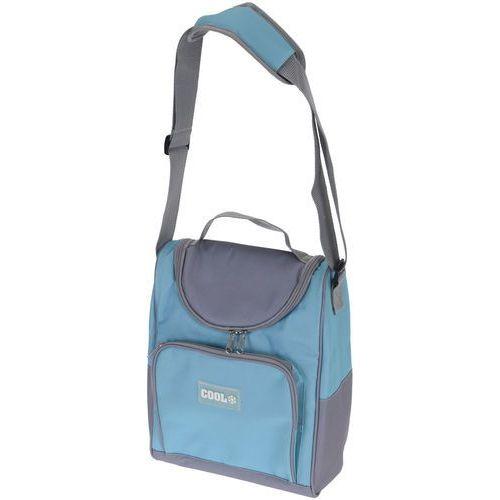 Emako Torba termiczna na ramię cooler bag 10 l kolor niebieski