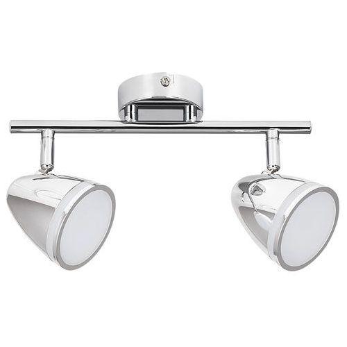 Listwa Rabalux Martin 5932 lampa sufitowa 2x4W LED chrom, 5932