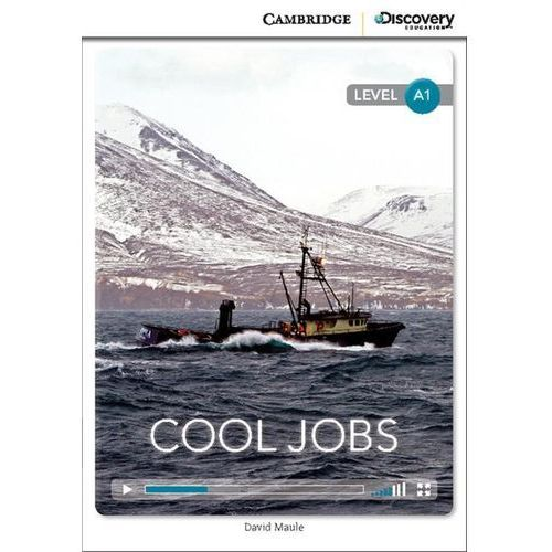 Cool Jobs. Cambridge Discovery Education Interactive Readers (z kodem) (24 str.)