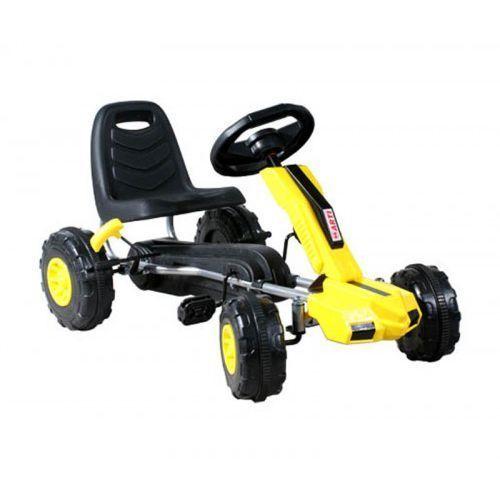 Pojazd gokart  buggy xt żółty, marki Arti