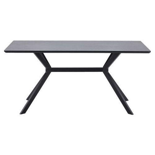 stół bruno czarny 200x90cm mdf 377218-z marki Woood