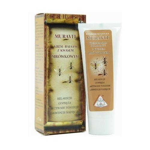 Muravit Krem-Balsam do masażu z kwasem mrówkowym 75ml (5907806227097)