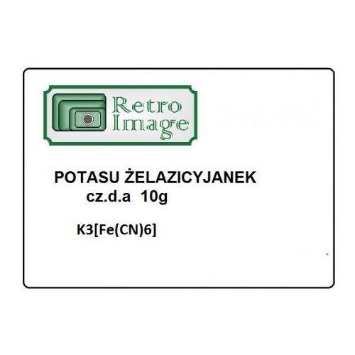 Retro image Retro-image - żelazicyjanek potasu 10g k3[fe(cn)6] cz.d.a oczynnik do cyjanotypii