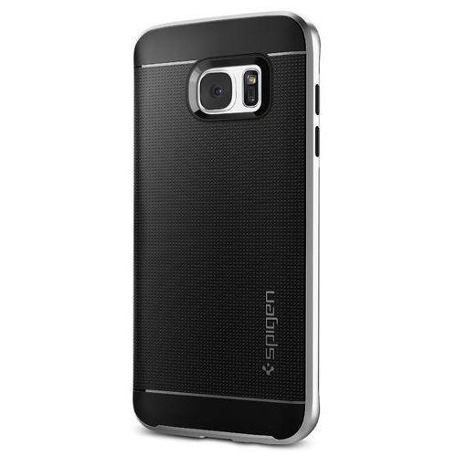 SPIGEN SGP Etui Neo Hybrid Satin Silver do Galaxy S7 EDGE Darmowy odbiór w 22 miastach!, 556CS20144