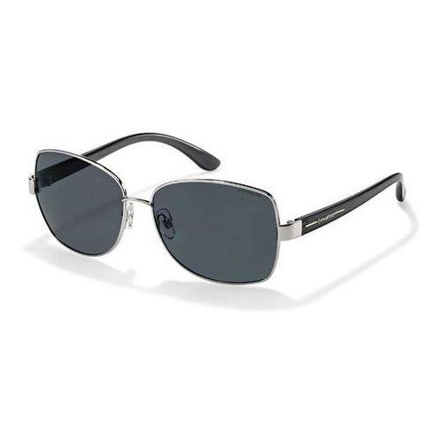 Polaroid Okulary słoneczne  p4413 contemporary polarized 0bf/y2