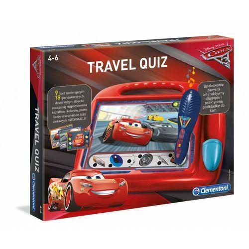 Clementoni Travel quiz cars -