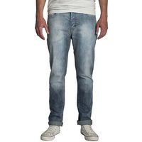 Spodnie - k slim light stone (vbl) rozmiar: 30, Krew