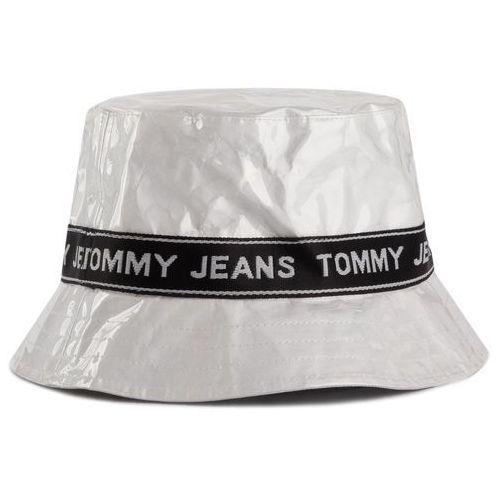 Kapelusz - tjw logo tape bucket hat aw0aw07040 901 marki Tommy jeans