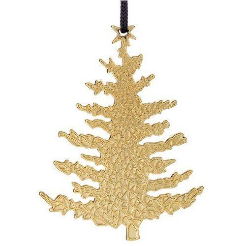 Ozdoba świąteczna Rosendahl Karen Blixen choinka złota